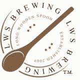 long wooden spoon brewing